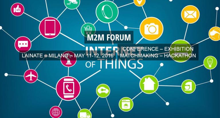 Soonapse presenta Smart irrigation il sistema di water management intelligente al M2M Forum di Milano